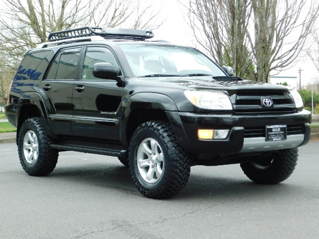 2003 Toyota 4Runner SPORT 4X4 / V6 4.0L / DIFF LOCK / LIFTED !! - Photo 2 - Portland, OR 97217