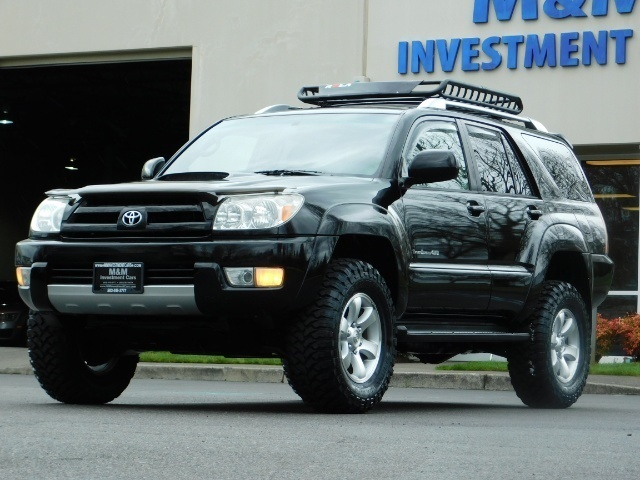 2003 Toyota 4Runner SPORT 4X4 / V6 4.0L / DIFF LOCK / LIFTED !! - Photo 1 - Portland, OR 97217