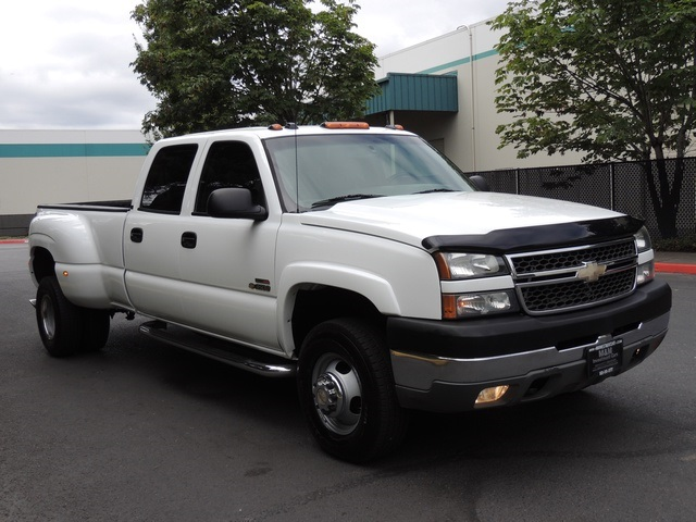 2005 chevrolet silverado 3500 lt 4x4 duramax diesel. Black Bedroom Furniture Sets. Home Design Ideas