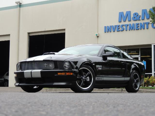 2007 Ford Mustang GT Premium / 5-SPEED / SHELBY PKG / 38K MILES - Photo 25 - Portland, OR 97217