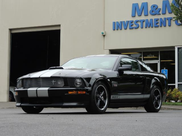 2007 Ford Mustang GT Premium / 5-SPEED / SHELBY PKG / 38K MILES - Photo 51 - Portland, OR 97217
