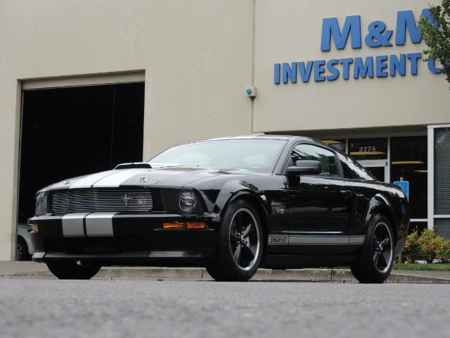 2007 Ford Mustang GT Premium / 5-SPEED / SHELBY PKG / 38K MILES - Photo 50 - Portland, OR 97217