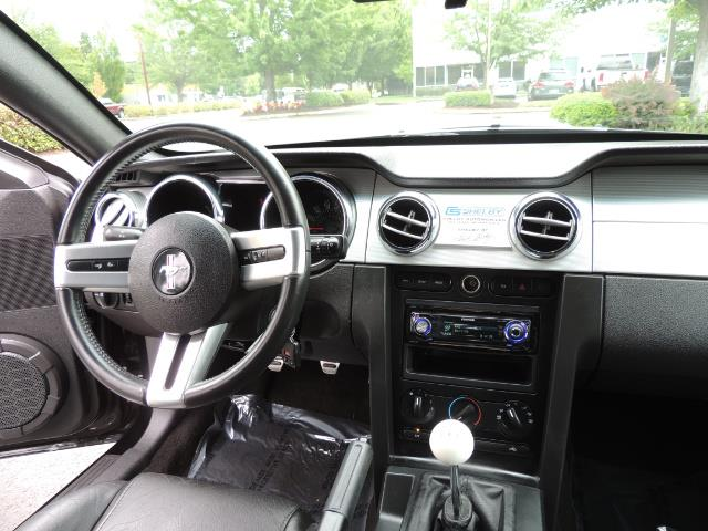 2007 Ford Mustang GT Premium / 5-SPEED / SHELBY PKG / 38K MILES - Photo 20 - Portland, OR 97217
