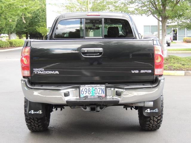 Toyota Dealership Portland Oregon >> 2008 Toyota Tacoma V6 / TRD OFF RD / 4X4 / 6-SPEED / LIFTED LIFTED