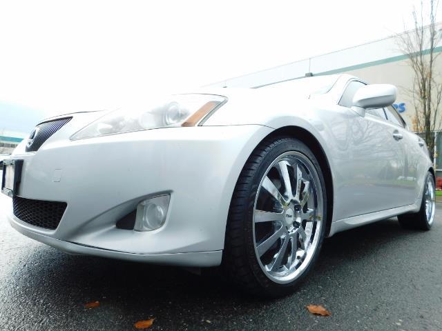 2006 Lexus IS 250 / Leather / Heated seats / Premium Wheels - Photo 9 - Portland, OR 97217