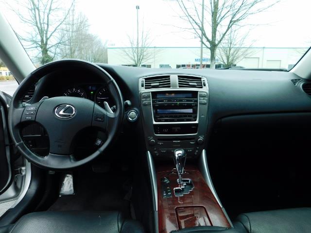 2006 Lexus IS 250 / Leather / Heated seats / Premium Wheels - Photo 34 - Portland, OR 97217