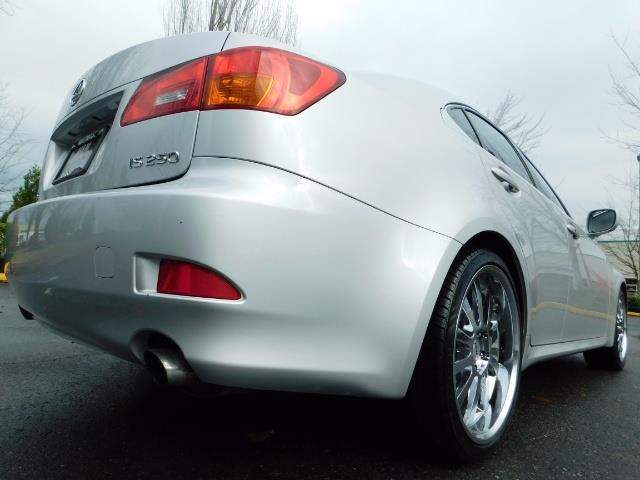 2006 Lexus IS 250 / Leather / Heated seats / Premium Wheels - Photo 11 - Portland, OR 97217