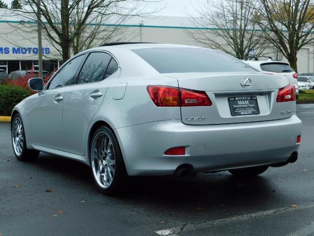 2006 Lexus IS 250 / Leather / Heated seats / Premium Wheels - Photo 7 - Portland, OR 97217