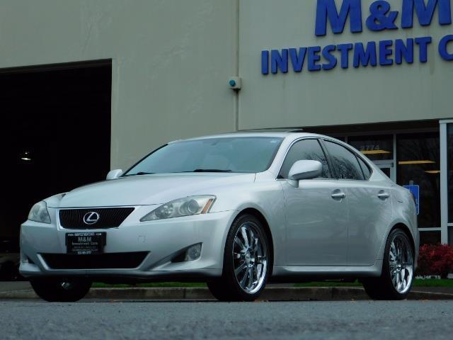 2006 Lexus IS 250 / Leather / Heated seats / Premium Wheels - Photo 39 - Portland, OR 97217