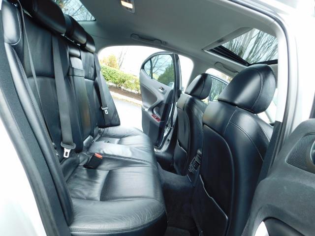 2006 Lexus IS 250 / Leather / Heated seats / Premium Wheels - Photo 16 - Portland, OR 97217