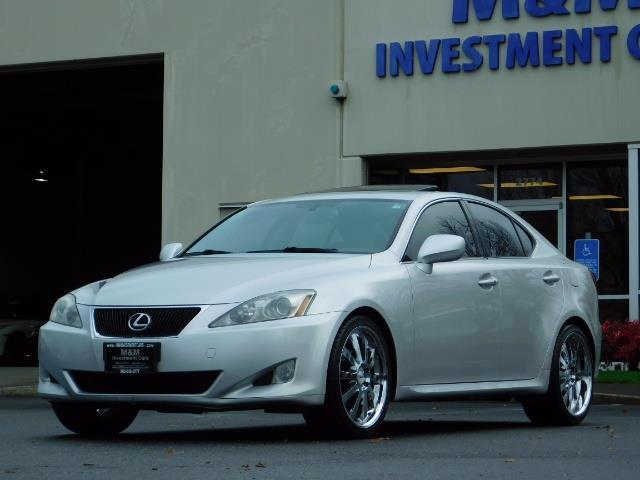 2006 Lexus IS 250 / Leather / Heated seats / Premium Wheels - Photo 1 - Portland, OR 97217