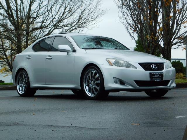 2006 Lexus IS 250 / Leather / Heated seats / Premium Wheels - Photo 2 - Portland, OR 97217
