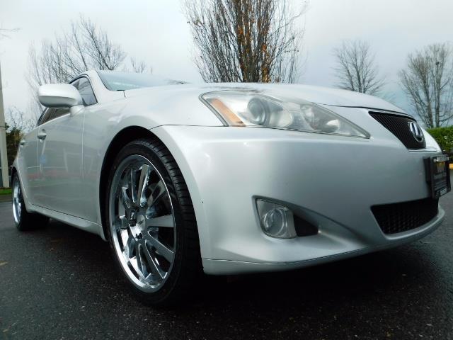 2006 Lexus IS 250 / Leather / Heated seats / Premium Wheels - Photo 10 - Portland, OR 97217