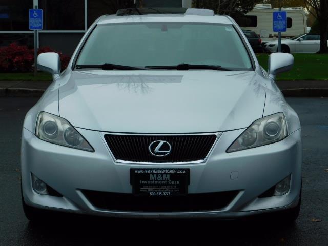 2006 Lexus IS 250 / Leather / Heated seats / Premium Wheels - Photo 5 - Portland, OR 97217
