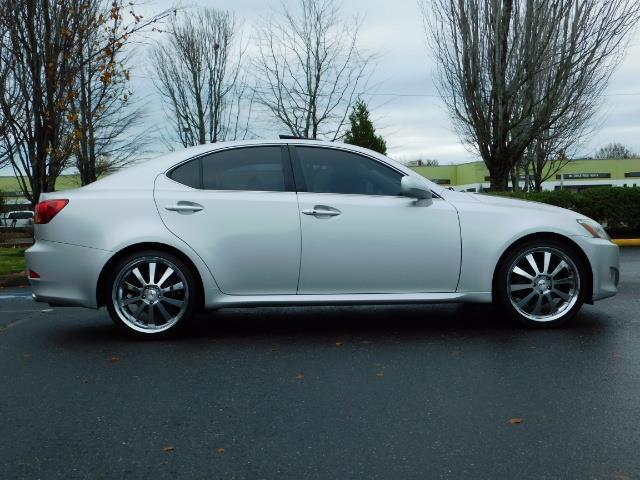2006 Lexus IS 250 / Leather / Heated seats / Premium Wheels - Photo 4 - Portland, OR 97217