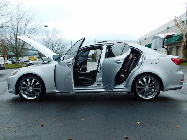 2006 Lexus IS 250 / Leather / Heated seats / Premium Wheels - Photo 26 - Portland, OR 97217
