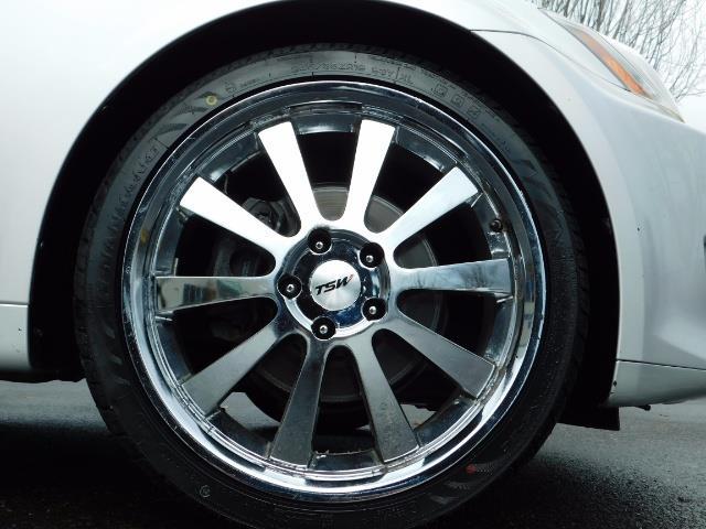 2006 Lexus IS 250 / Leather / Heated seats / Premium Wheels - Photo 22 - Portland, OR 97217