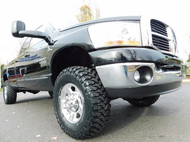 2006 Dodge Ram 3500 SLT / 4X4 / 5.9L CUMMINS DIESEL / 6-SPEED MANUAL - Photo 10 - Portland, OR 97217