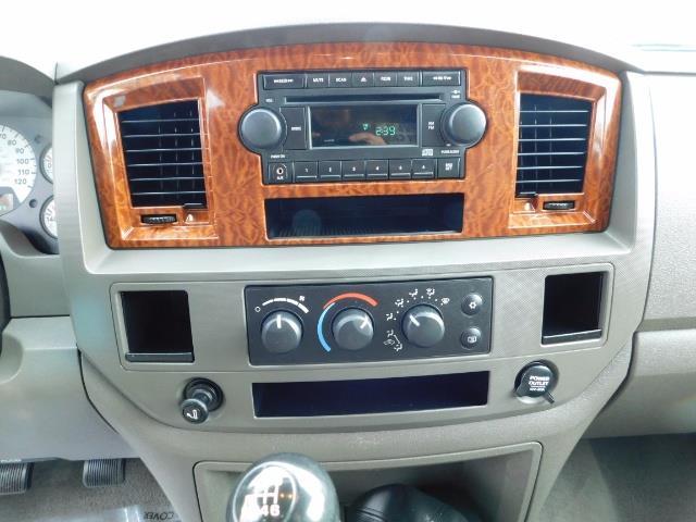 2006 Dodge Ram 3500 SLT / 4X4 / 5.9L CUMMINS DIESEL / 6-SPEED MANUAL - Photo 19 - Portland, OR 97217