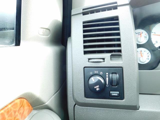 2006 Dodge Ram 3500 SLT / 4X4 / 5.9L CUMMINS DIESEL / 6-SPEED MANUAL - Photo 36 - Portland, OR 97217