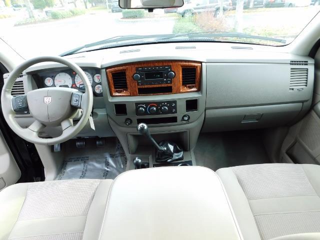 2006 Dodge Ram 3500 SLT / 4X4 / 5.9L CUMMINS DIESEL / 6-SPEED MANUAL - Photo 32 - Portland, OR 97217