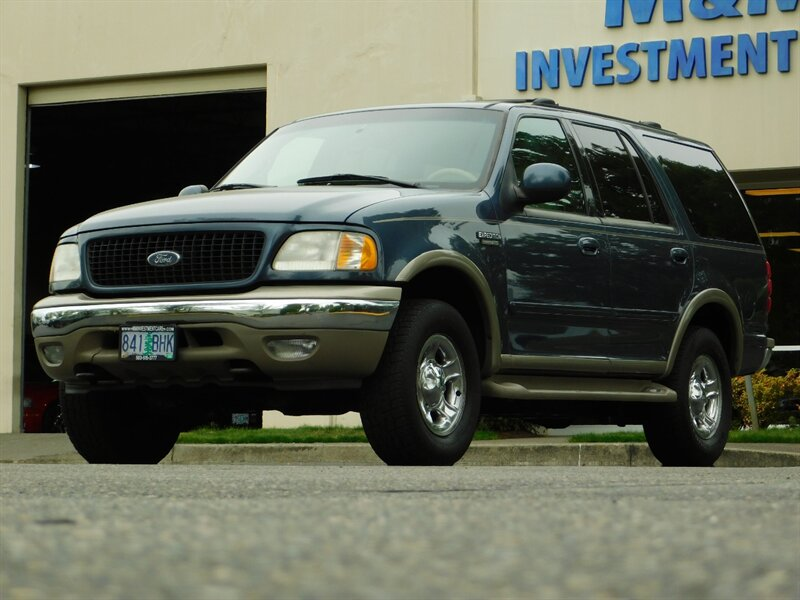 The 2000 Ford Expedition Eddie Bauer photos