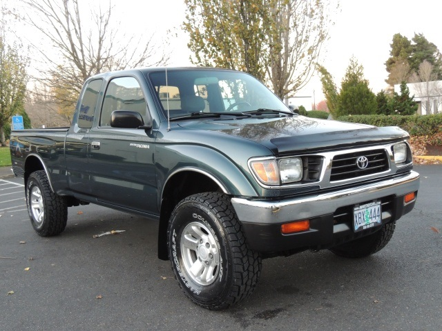 1996 Toyota Tacoma V6 Lx 4wd Photo 2 Portland Or 97217
