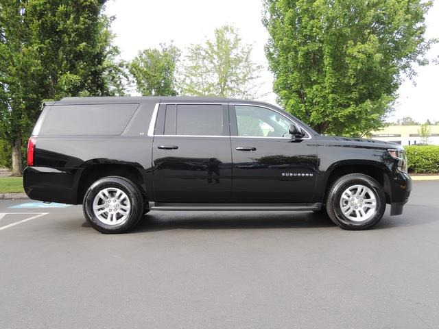 2016 chevrolet suburban lt 1500 4x4 leather sunroof 8 passenger. Black Bedroom Furniture Sets. Home Design Ideas