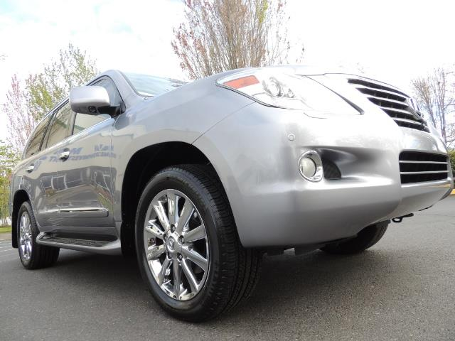 2010 Lexus LX 570 / AWD / Navi / Backup / Third Seat / 1-OWNER - Photo 9 - Portland, OR 97217