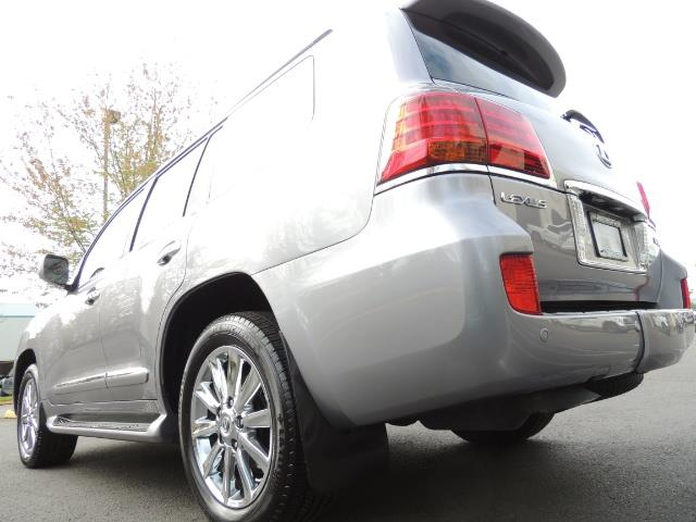 2010 Lexus LX 570 / AWD / Navi / Backup / Third Seat / 1-OWNER - Photo 10 - Portland, OR 97217