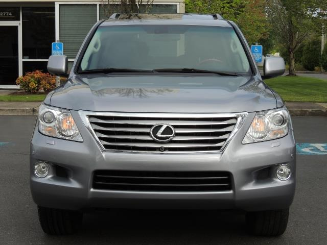 2010 Lexus LX 570 / AWD / Navi / Backup / Third Seat / 1-OWNER - Photo 5 - Portland, OR 97217