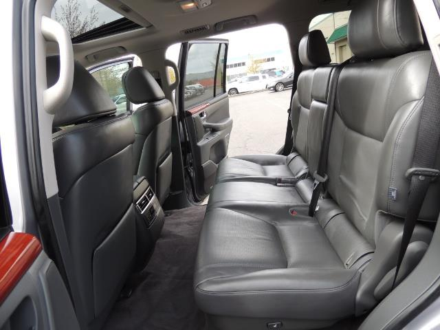 2010 Lexus LX 570 / AWD / Navi / Backup / Third Seat / 1-OWNER - Photo 14 - Portland, OR 97217