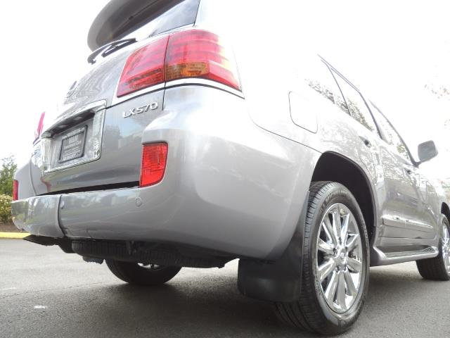 2010 Lexus LX 570 / AWD / Navi / Backup / Third Seat / 1-OWNER - Photo 11 - Portland, OR 97217