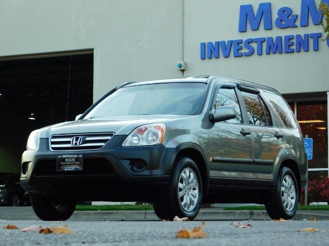 2006 Honda CR-V EX / AWD / Sunroof / Excel Cond - Photo 44 - Portland, OR 97217