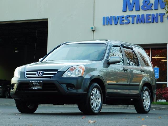 2006 Honda CR-V EX / AWD / Sunroof / Excel Cond - Photo 1 - Portland, OR 97217