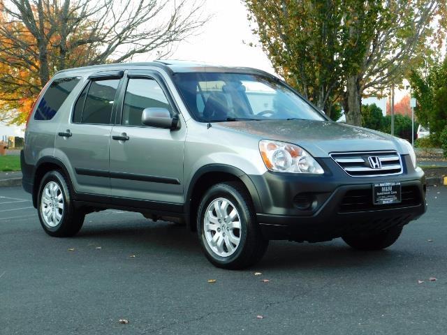 2006 Honda CR-V EX / AWD / Sunroof / Excel Cond - Photo 2 - Portland, OR 97217