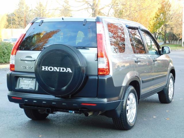 2006 Honda CR-V EX / AWD / Sunroof / Excel Cond - Photo 8 - Portland, OR 97217