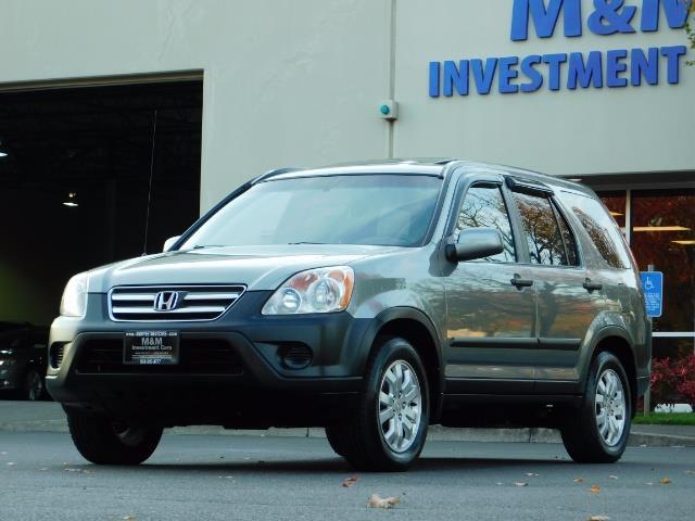 2006 Honda CR-V EX / AWD / Sunroof / Excel Cond - Photo 45 - Portland, OR 97217