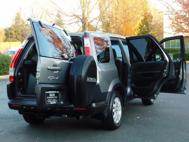 2006 Honda CR-V EX / AWD / Sunroof / Excel Cond - Photo 28 - Portland, OR 97217