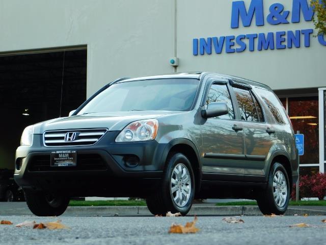2006 Honda CR-V EX / AWD / Sunroof / Excel Cond - Photo 43 - Portland, OR 97217