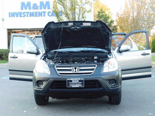 2006 Honda CR-V EX / AWD / Sunroof / Excel Cond - Photo 31 - Portland, OR 97217