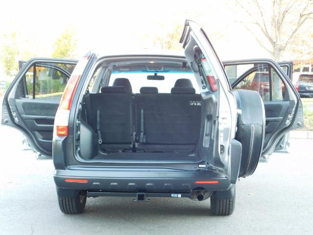 2006 Honda CR-V EX / AWD / Sunroof / Excel Cond - Photo 22 - Portland, OR 97217