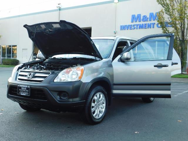 2006 Honda CR-V EX / AWD / Sunroof / Excel Cond - Photo 25 - Portland, OR 97217