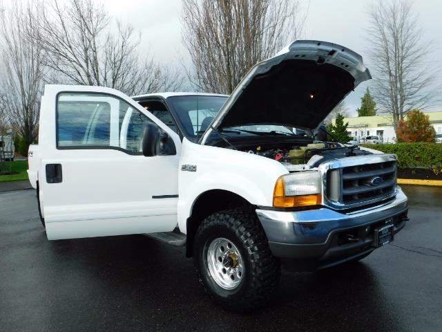 2001 Ford F-350 Super Duty Lariat / 4X4 / 7.3L DIESEL / LIFTED - Photo 27 - Portland, OR 97217
