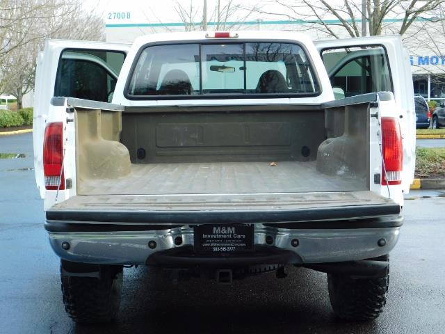 2001 Ford F-350 Super Duty Lariat / 4X4 / 7.3L DIESEL / LIFTED - Photo 32 - Portland, OR 97217