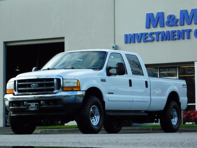 2001 Ford F-350 Super Duty Lariat / 4X4 / 7.3L DIESEL / LIFTED - Photo 41 - Portland, OR 97217