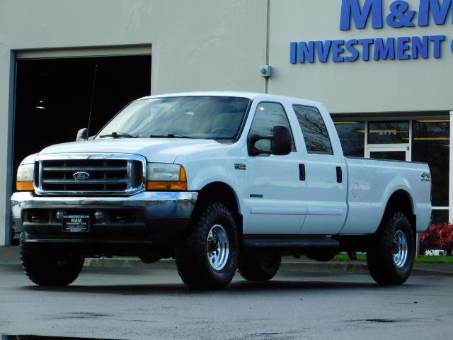 2001 Ford F-350 Super Duty Lariat / 4X4 / 7.3L DIESEL / LIFTED - Photo 44 - Portland, OR 97217