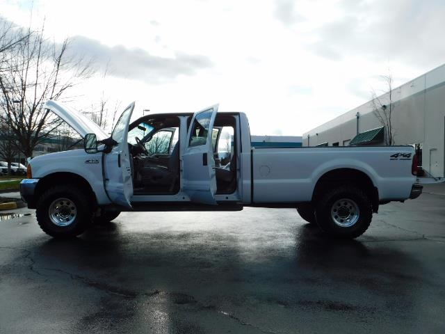 2001 Ford F-350 Super Duty Lariat / 4X4 / 7.3L DIESEL / LIFTED - Photo 28 - Portland, OR 97217
