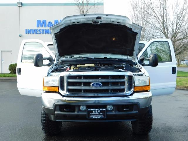 2001 Ford F-350 Super Duty Lariat / 4X4 / 7.3L DIESEL / LIFTED - Photo 30 - Portland, OR 97217