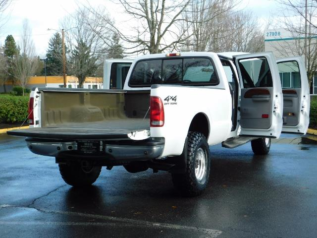 2001 Ford F-350 Super Duty Lariat / 4X4 / 7.3L DIESEL / LIFTED - Photo 35 - Portland, OR 97217